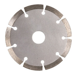 NEW 115mm Diamond Cutting Disc Hard Brick, Masonry, Concrete & Tiles Stone