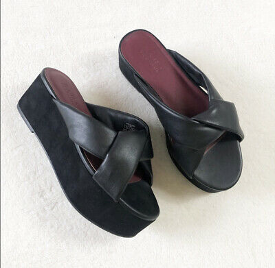 Zara Platform Sandal ,  Size 6.5