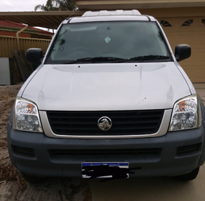 2005 Holden Rodeo Dual Cab Ute Thornlie Gosnells Area Preview