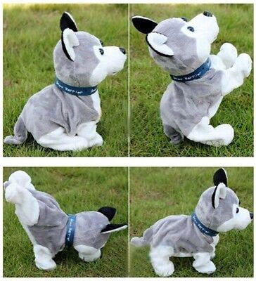 Interactive Robot Dog Puppy Birthday Toy Xristmas Best