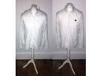 **OFFERS WELCOME** 2 x Pretty Green Shirts Liam Gallagher Mod Terrace Wear RRP £150