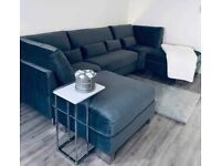 --- BRANDED NEW --- HIGH QUALITY U-SHAPE CORNER SOFA OR 3+2 SOFA AVAILABLE NOW IN STOCK