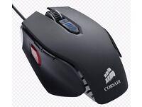 Corsair Gaming M65 Performance FPS 8200 DPI Laser Gaming Mouse - Black