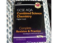 AQA GCSE Combined Science Chemistry Higher Revision Guide