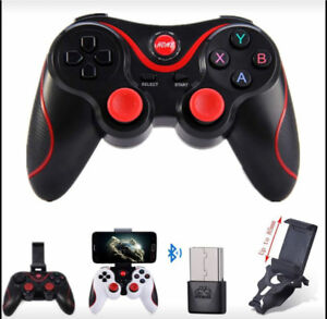 WIRELESS BLUETOOTH CONTROLLER AND ANDROID  NEW Hallam Casey Area Preview