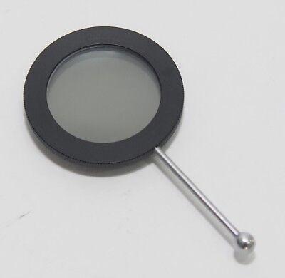 Leitz Microscope Filter Holder W 25mm Pol Filter