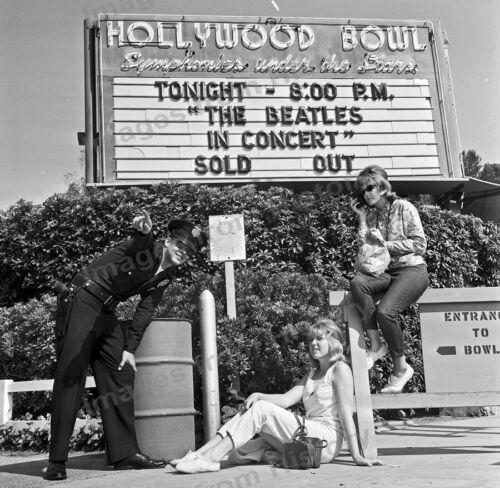8x10 Print Beatles Hollywood Bowl John Lennon Ringo Starr McCartney 1964 #6523