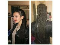 AFRO MOBILE HAIR DRESSER