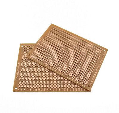 510pcs 5x7 Cm Diy Prototype Paper Pcb Universal Board Circuit Board Breadboard
