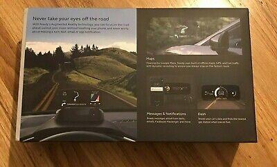 NEW NAVDY NVD150-EN HUD HEADS UP DISPLAY & GPS NAVIGATION / SEALED ORIGINAL  BOX