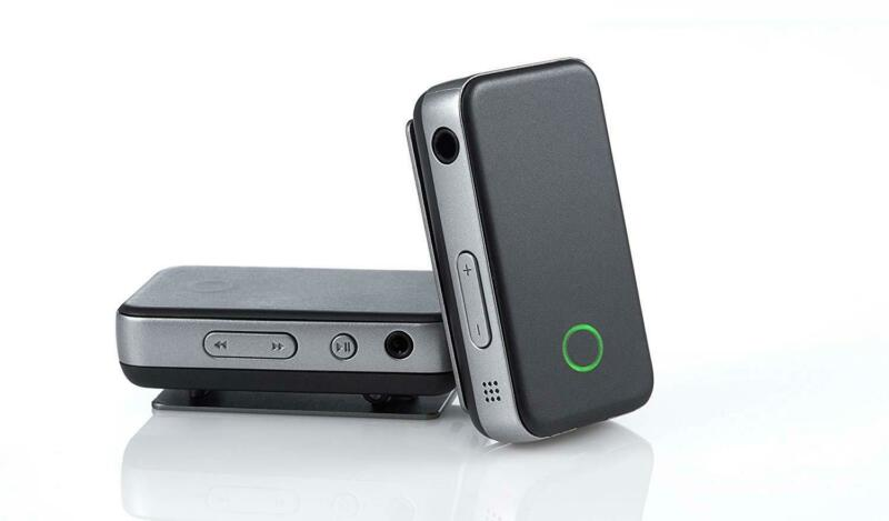 New EarStudio ES100-24bit Portable High-Resolution Bluetooth Receiver