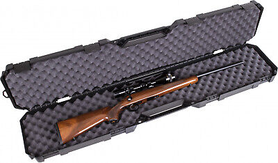 Shotgun Case Hard 50.5 inch Rifle Carry Tactical Gun Padded Storage Box