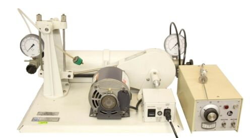 Parr 3911EA Hydrogenation Apparatus Shaker & 4832 Temperature Controller (2377A)