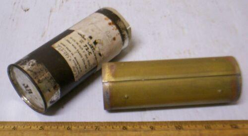 Henry Valve Co. – Brass Dehydrator / Drier Cartridge – P/N: 72-C (NOS)