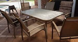 Another Freebie from us. Outdoor dining table and 6 chairs Carindale Brisbane South East Preview