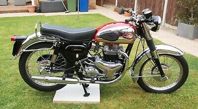 BSA  Super Rocket  A10  650cc Twin Alloy Head
