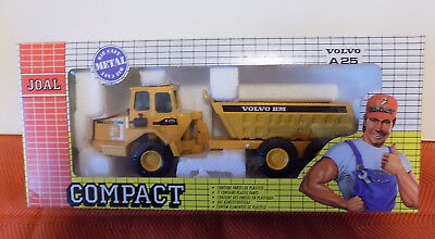 1/50 scale JOAL Diecast A25 VOLVO DUMPER ARTICULATED 231 MINT