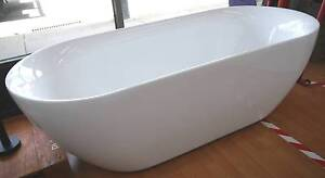 New ECT Sorrento Free Standing Bath Tub Modern Acrylic Baths Melbourne CBD Melbourne City Preview