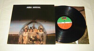 ABBA Arrival 1976 Atlantic SD-19115 LP EX Original Inner Sleeve DANCING QUEEN