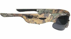 Moultrie Hunting Fishing Sport Camo Glasses w/ Built-In Video Camera | MCG-13039