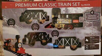 Mota Premium Classic Train Set