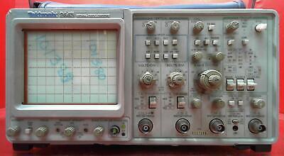 Tektronix 2445 Oscilloscope 150 Mhz 4 Channels B027266