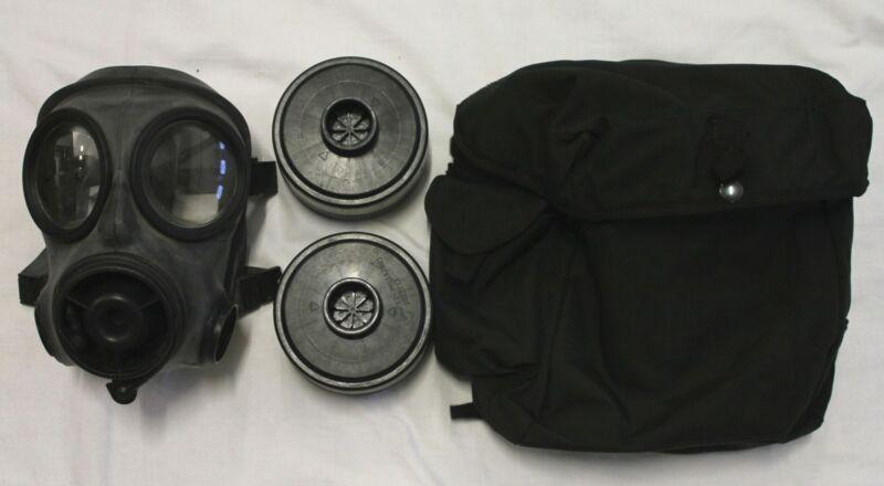 Avon CBRN S10 Gas Mask With Bag & Filters SAS British Army Respirator