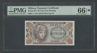 MPC Series 641  25 cents 3rd  printing  GEM  UNC