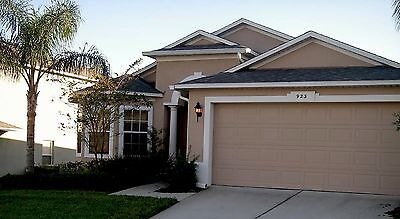 5  Star Disney Orlando 4 Bedroom Luxury Rental Villa Pool Vacation Home Florida
