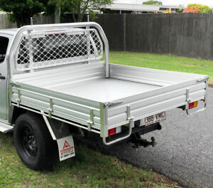 New Aluminium Ute Tray For King / Single Cab Ute 2100 x 1800 Coopers Plains Brisbane South West Preview