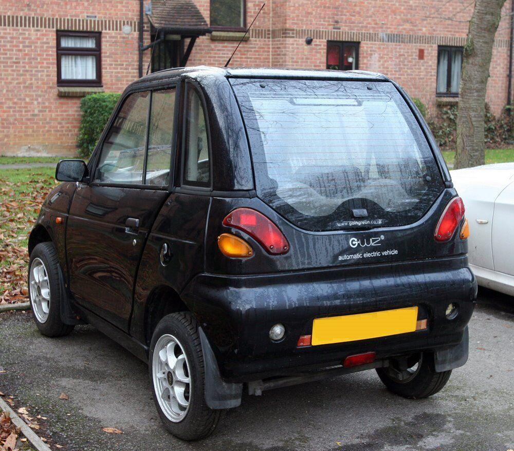 Reva G Wiz Electric Car