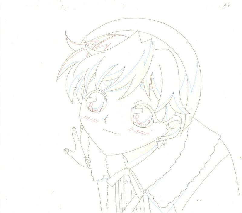Anime Douga not Cel Fruits Basket #90
