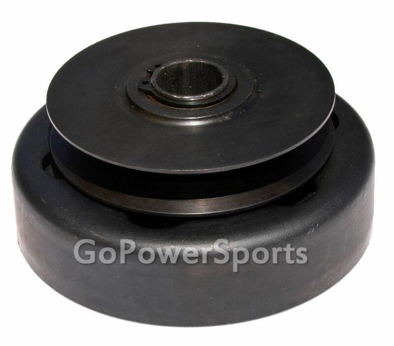 "Gokart Parts Centrifugal Clutch 3/4"" bore belt drive."