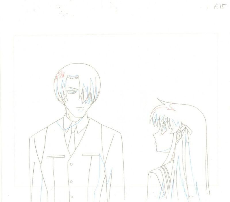 Anime Douga not Cel Fruits Basket #84