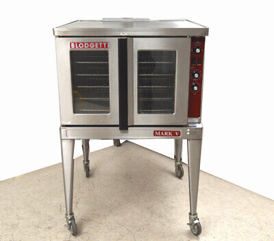 Blodgett Mark V-111 3-ph 38w Electric Convection Oven 500f Solid-state 2-speed