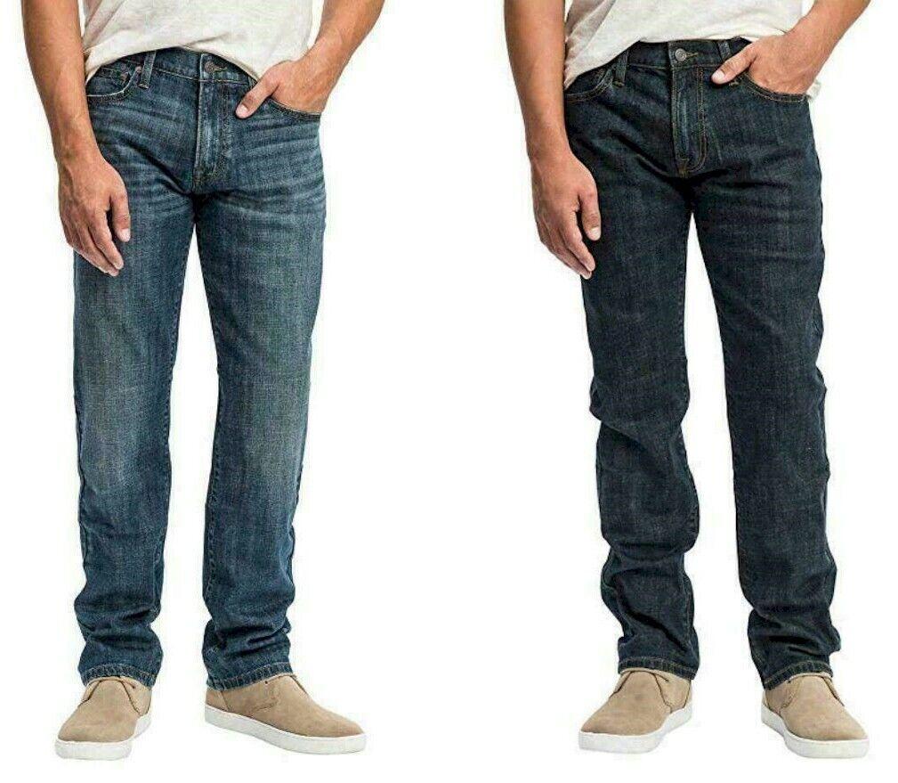 Lucky Brand Mens 221 Original Straight Leg Jeans Choose Size & Color -H