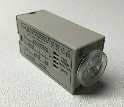 New Omron H3yn-21 Miniature Timer 6642