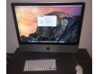 "Apple iMac 24"", 1TB HD, VGC full working order"