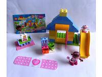 Lego Duplo Doc Mcstuffins Set - With Instructions - Doc McStuffins and Lambie Figures