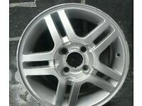 Ford focus Mk1 alloys
