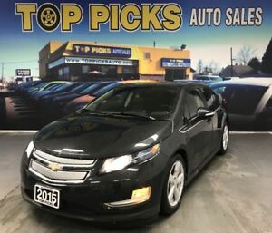 2015 Chevrolet Volt Electric ONLY 45,000 KMS, ONE OWNER, CLEAN C