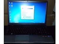 samsung 15 inch laptop / gaming laptop brockley se4 AMD 6gb 750gb