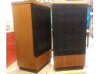Vintage Goodmans Goodwood Floorstanding Speakers