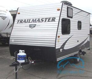 2017 Trailmaster 14 RBC