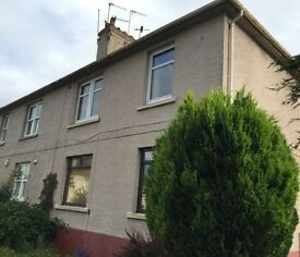 One bedroom upper flat in Leven