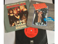"3 x Bangles 7"" Vinyl Singles Hazy Shade Of Winter / Manic Monday / All Listed EX"