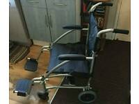 Enigma wheelchair