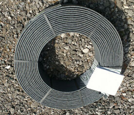 Brand New Recycled Plastic Garden Edging for Lawns and Paths, Tough, Long Lasting and Good Looking
