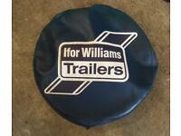 Ifor Williams Wheel Cover