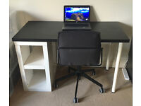 Office Desk & Chair | Great Condition | Sold together or individually
